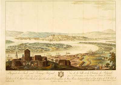 Mancinijeva opsada Beograda