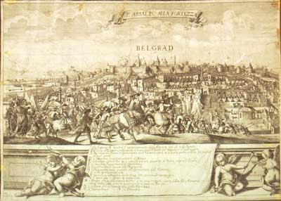 Opsada Beograda 1688. godine