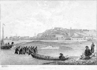 Panorama Beograda sa saraorima