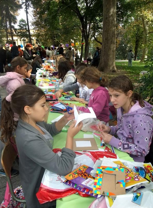 Festival dečjeg stvaralaštva  Beogradska Tvrdjava
